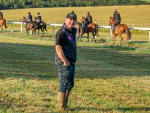Martin Keighley - Trainer