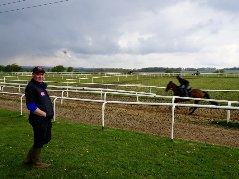Advanced all-weather canter loop
