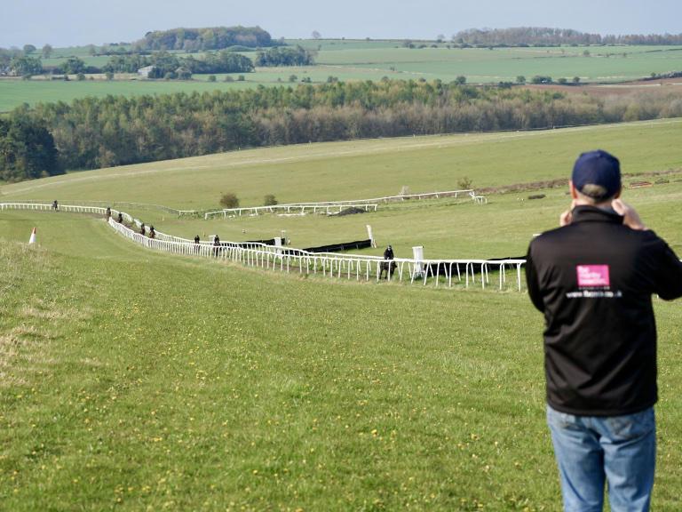 1m 4f grass gallops as well