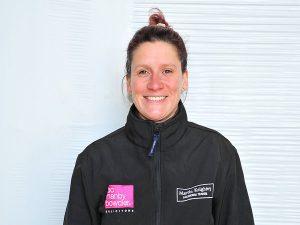 Anna McDonagh – Work Rider
